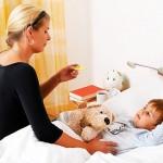 Уход за больными детьми старшего возраста