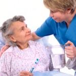 Уход за больными на дому и в стационаре