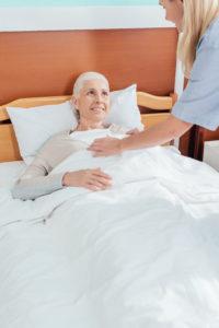 сиделка для лежачего больного