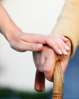 сиделка для пожилых людей