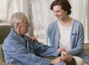 сиделки для пожилых