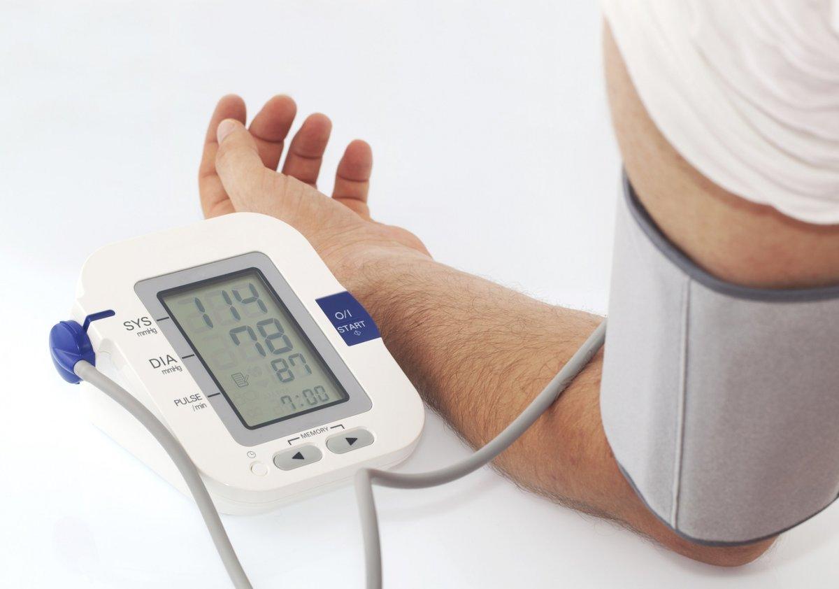 как измерить артериальное давление