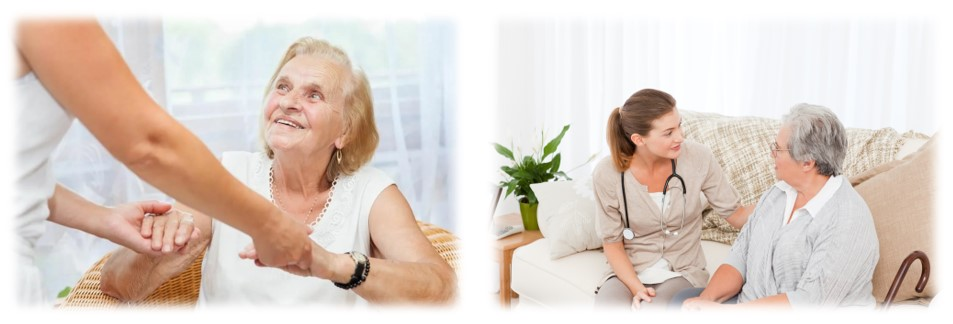 сиделка для бабушки с проживанием