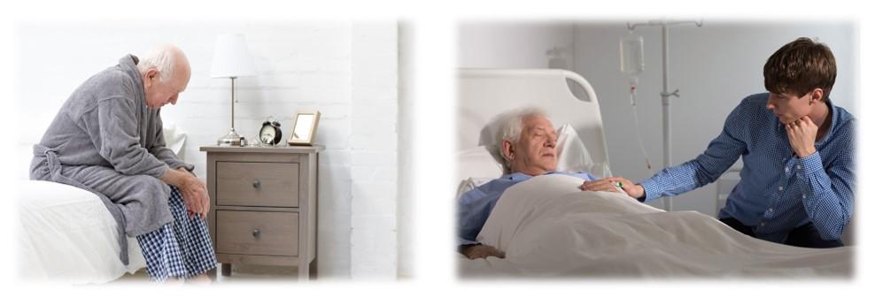 сиделка на ночь домой и в больницу